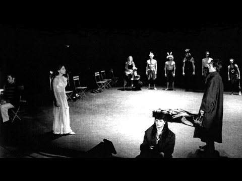 FOURTEEN BOBBY TRAPPED PLAYS, Théâtre Gérard Philipe de St Denis, 1994.12